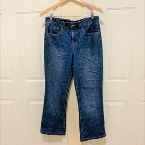 Gloria Vanderbilt Blue Jean